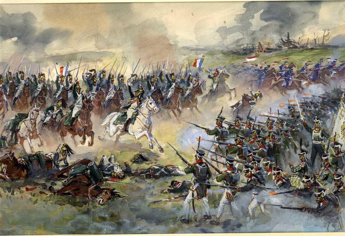 Музей-панорама «Бородинская битва»: culture.ru/atlas/object/799