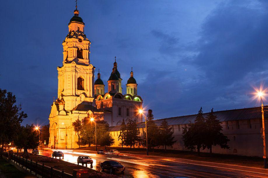 Ансамбль Астраханского Кремля
