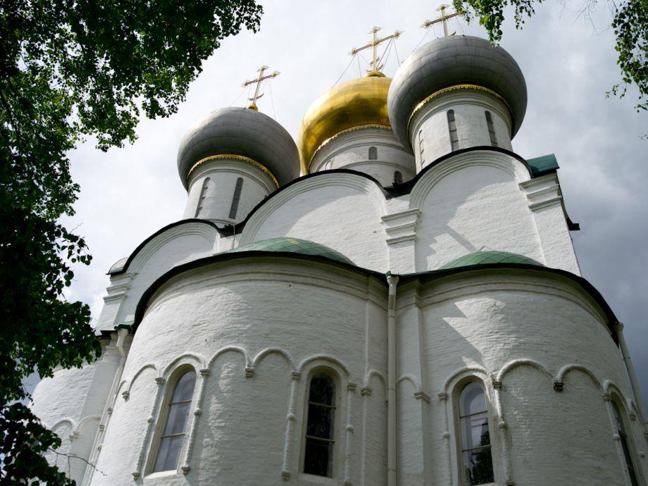 Ансамбль Новодевичьего монастыря