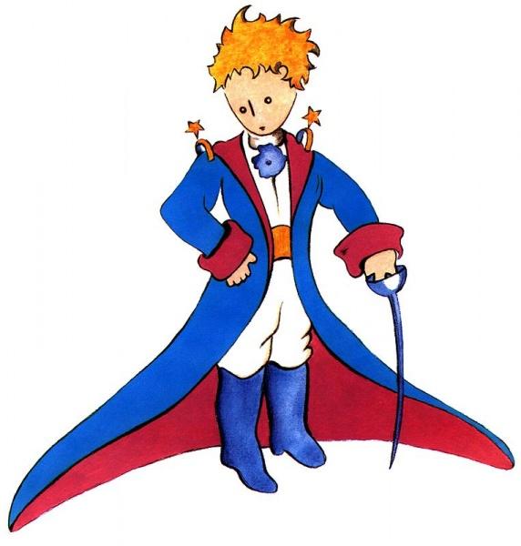 Маленький принц  Википедия