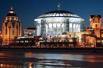 Юбилейное мировое шоу «Оркестра Дюка Элингтона» (США) пройдет в Москве