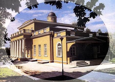 Музей-заповедник Тютчева в селе Овстуг