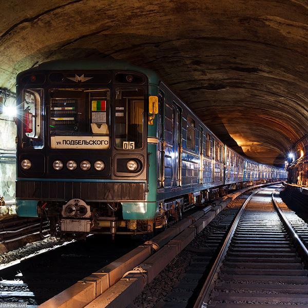 какая станция московского метрополитена появилась в эпизоде